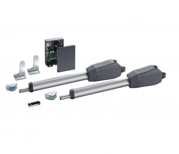 E-Antrieb für Tore bis 8 m  Breite: Drehtorantrieb Twist 350