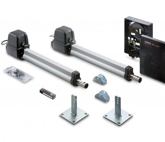 E-Antrieb für Tore bis 5 m  Breite: Drehtorantrieb Twist 200 E